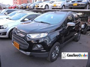 Ford Ecosport Freestyle 2.0 4x4 Mecánica 2015
