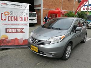 Nissan Note Advance Mecánico 2014