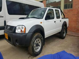 NISSAN Frontier NP300 2.5 4X4 Doble Cabina Turbo Diesel AA 2013