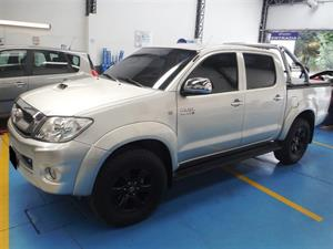 Toyota Hilux 3.0 4x4 Doble Cabina 2009