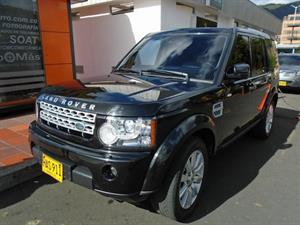 Land Rover Discovery 3 HSE V6 4.0 2012