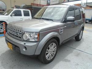 Land Rover Discovery 1  2012