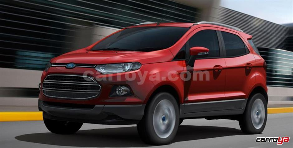 ford ecosport se at 2017 nueva precio en colombia. Black Bedroom Furniture Sets. Home Design Ideas