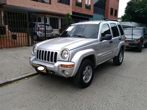 Jeep Cherokee Limited 3.7 Automática 2004