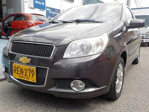 Chevrolet Aveo Emotion GTI 1.6 3 2011