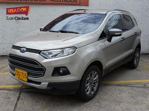 Ford Ecosport Freestyle 2.0 4x2 Mecánica 2014
