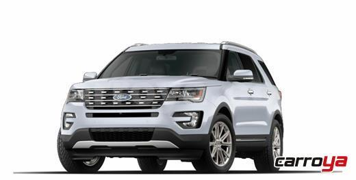 Ford Explorer Limited AWD 2017