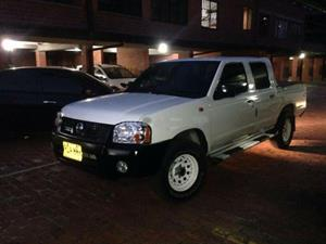 NISSAN Frontier NP300 2.4 4x2 Doble Cabina  2014