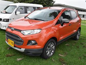 Ford Ecosport Freestyle 2.0 4x2 Mecánica 2013