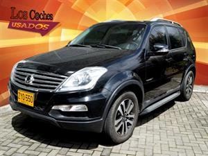 SSANGYONG Rexton II 2.7 Automática Diesel Full Equipo 2014