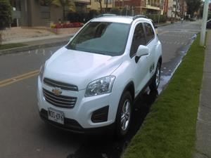 CHEVROLET Tracker LS Mecánica 2017