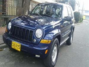 Jeep Cherokee Limited 3.7 Automática 2007