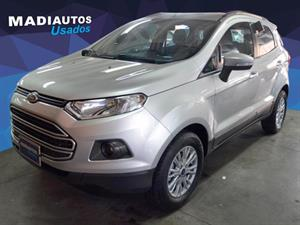 Ford Ecosport Freestyle 2.0 4x2 Mecánica 2016