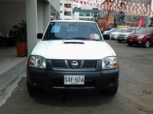 NISSAN Frontier NP300 2.5 4X4 Doble Cabina Turbo Diesel AA 2014