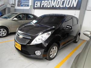CHEVROLET Spark GT Mecánico Full Equipo 2014
