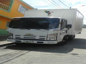 CHEVROLET NHR Reward Camion 2014