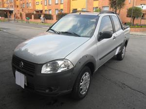 Fiat Strada Working 1.4 Doble Cabina 2012