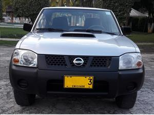 NISSAN Frontier NP300 2.5 4X4 Doble Cabina Turbo Diesel AA 2011