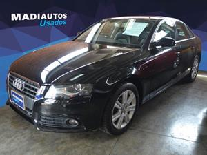 AUDI A4 1.8 Luxury Turbo Multitronic 2011