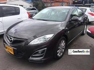Mazda 6 All New 2.5 Automático 2012