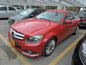 Mercedes Benz Clase C 180 CGI Coupe 2013