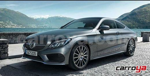 Mercedes Benz Clase C 200 Coupe 2017
