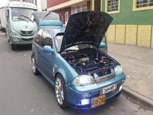 CHEVROLET Swift 1.5 Mecánico 1996