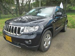 Jeep Cherokee Limited 3.7 Automatica 2011