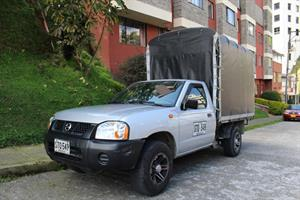 NISSAN Frontier NP300 Chasis 2.4 4x2 2015