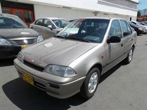 CHEVROLET Swift 1.3 Mecánico 4p 2002