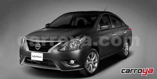 NISSAN New Versa Advance 2017