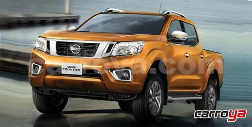 NISSAN Frontier NP300 LE Turbodiesel 2017