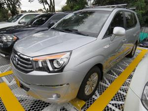 SSANGYONG Rodius Automatica Diesel 4x2 2.0 RFE 2014