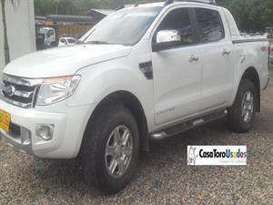 Ford Ranger 3.2 Limited 4x4 Mecánica 2015