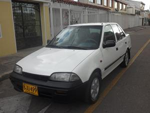 CHEVROLET Swift 1.3 Mecánico 4p 1998