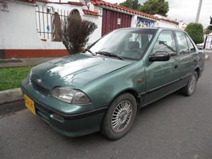 CHEVROLET Swift 1.6 Mecánico 1996