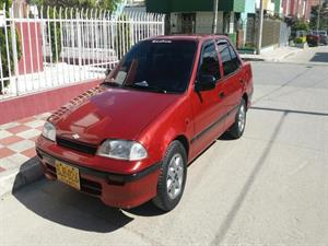 CHEVROLET Swift 1.3 Mecánico 4p 1997