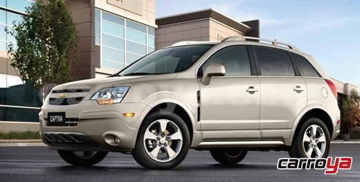 Busco chevrolet captiva
