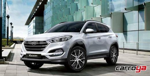 Hyundai Tucson All New GL Advance AC AT 2016