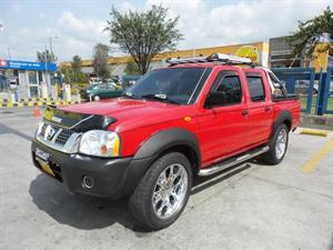 NISSAN Frontier NP300 2.4 4x2 Doble Cabina 2015