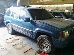 Jeep Cherokee Limited 1993