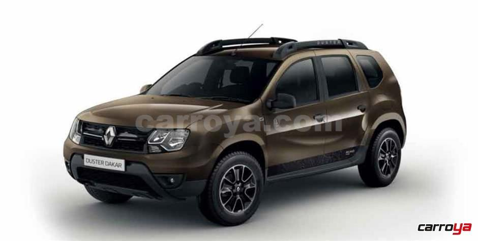 renault duster dynamique 2 0 4x4 dakar 2017 nueva precio en colombia. Black Bedroom Furniture Sets. Home Design Ideas