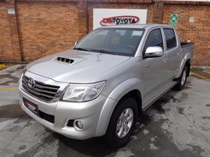 Toyota Hilux Doble Cabina 4x4 diesel 3.0 2015