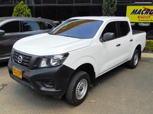 NISSAN Frontier NP300 2.4 4x2 Doble Cabina 2016