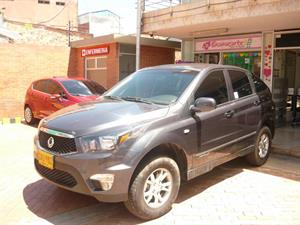 SSANGYONG Actyon 2.3 4x4 Automatica Gasolinal Full Equipo 2015