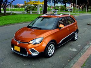 MG 3 1.5 Xcross Lux Automatico 2014