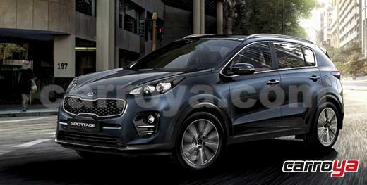 KIA Sportage All New 4x2 Mecanica 2018