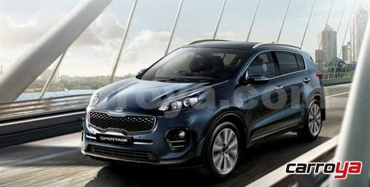 KIA Sportage All New 4x2 Automatica 2018