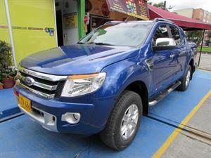 Ford Ranger Limited Aut 2015