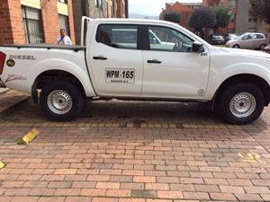 NISSAN Frontier NP300 S Turbodiesel 2017